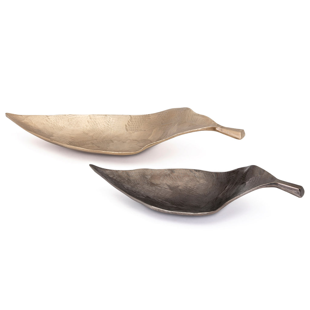 Leaf Tray Set of 2