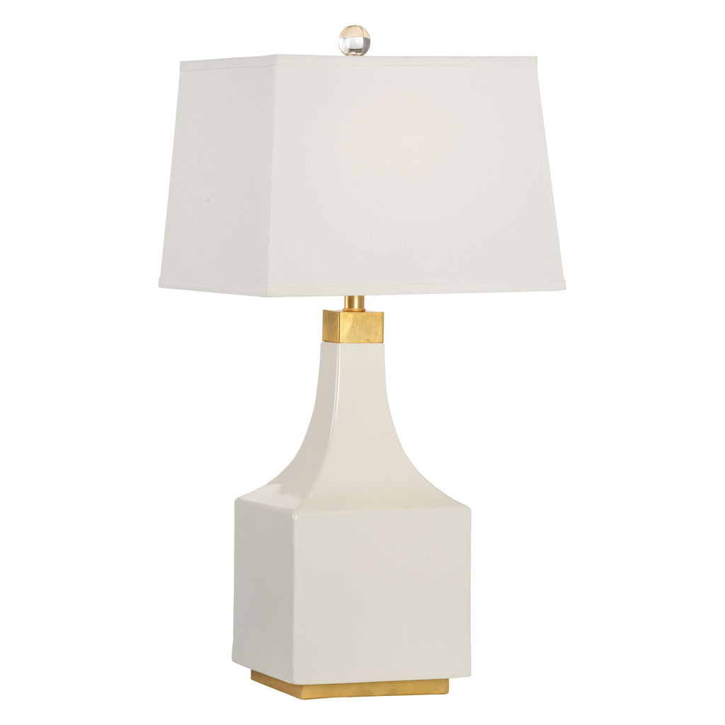 Wildwood Palmer Snow Table Lamp