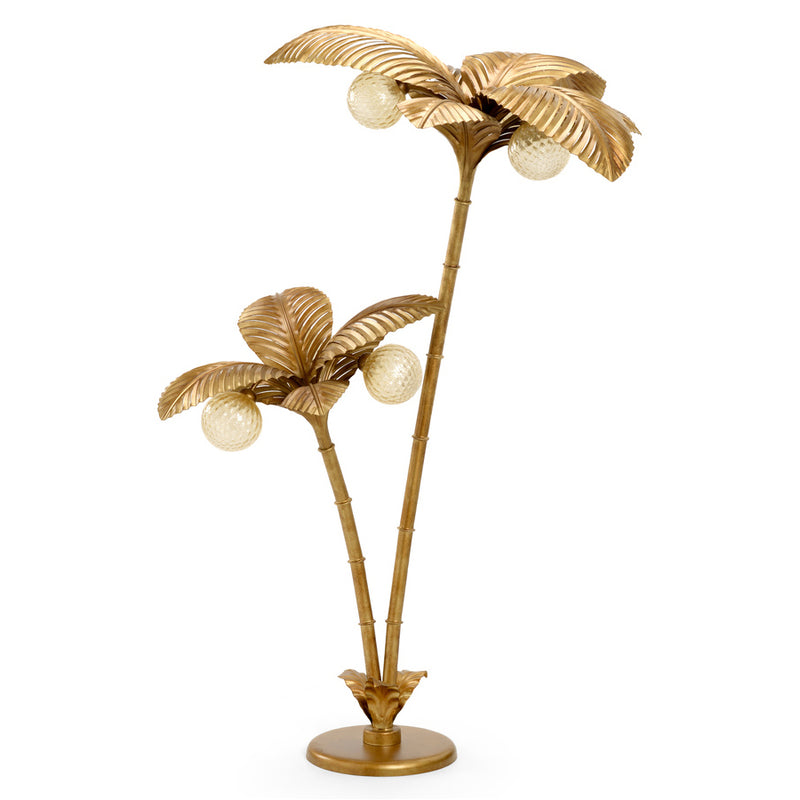 Wildwood Naples Palm Floor Lamp