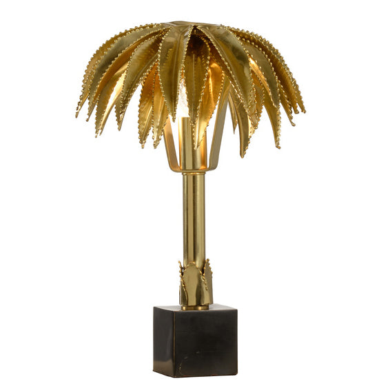 Wildwood Gold Wild Palm Accent Lamp