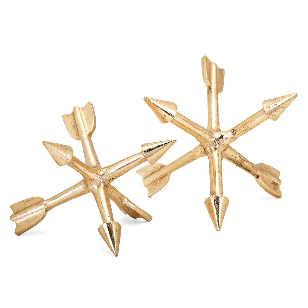 Arrow Orb Set of 2
