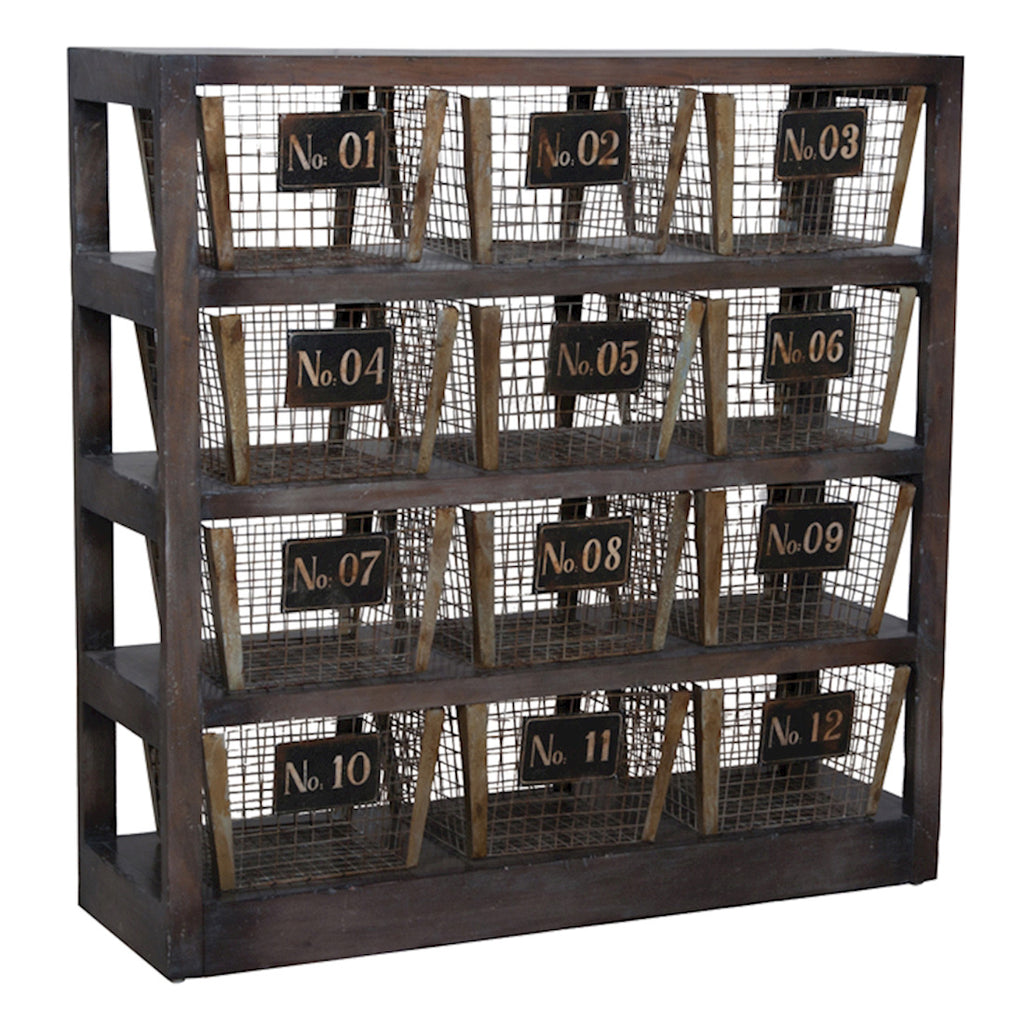 Gryfe Basket Shelf