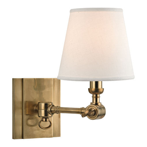 Hudson Valley Hillsdale Single Wall Sconce