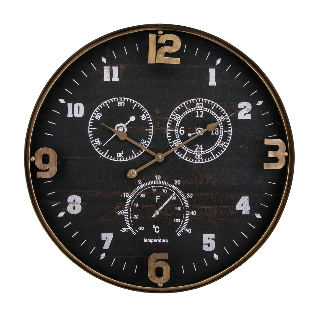 Elden Wall Clock