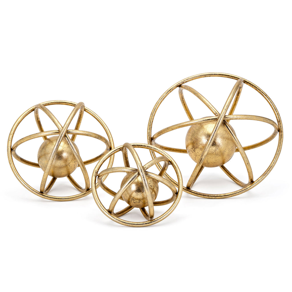 Frazier Deco Ball Set of 3