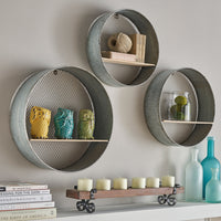 Lanier Wall Shelf Set of 3