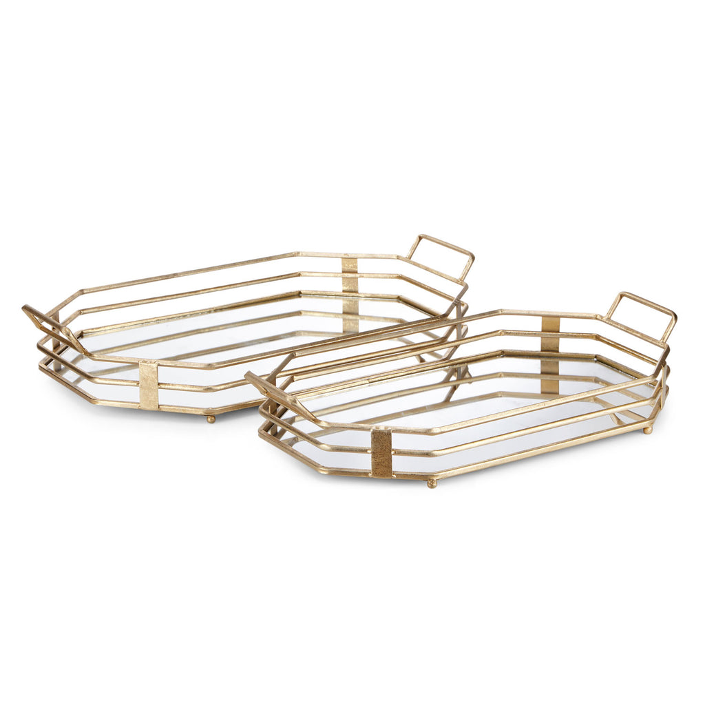 Garber Tray Set of 2
