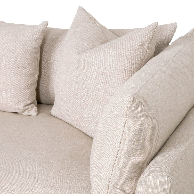 Haven Lounge Slipcover Sofa