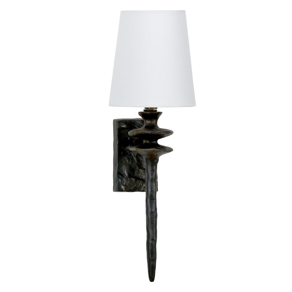 Wildwood Saxon Wall Sconce