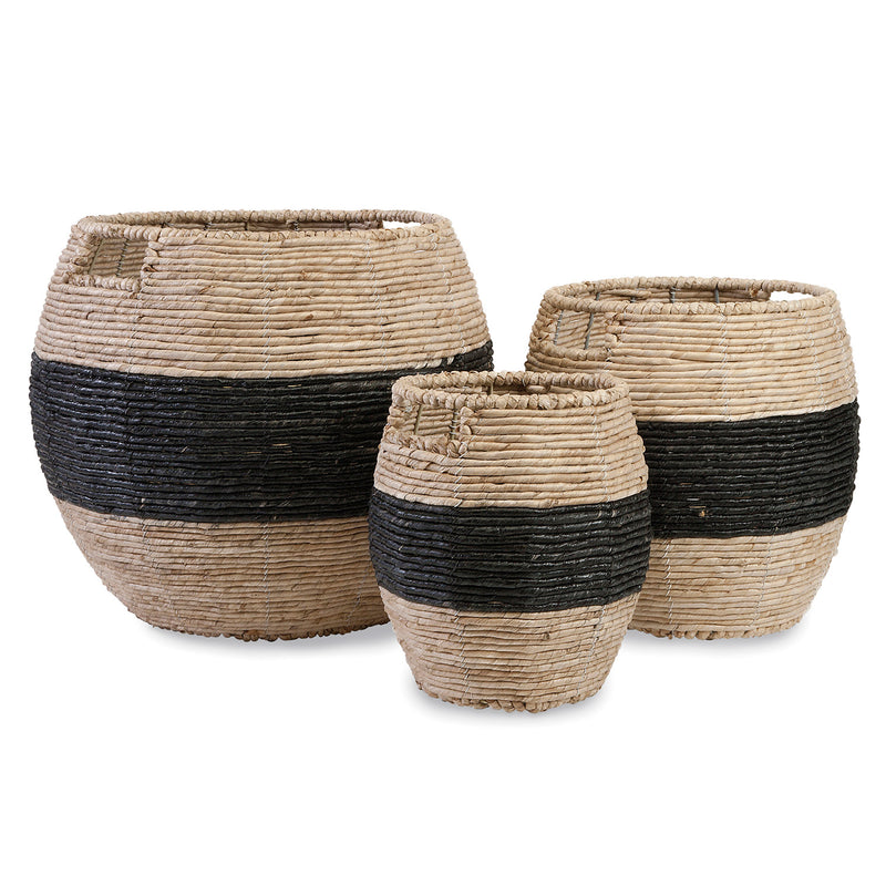 Fallon Woven Basket Set of 3