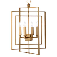 Chelsea House Cube Small Chandelier