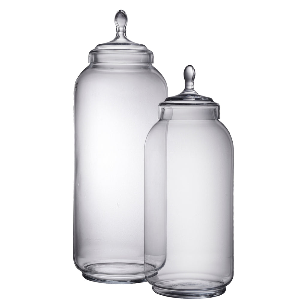 Trenton Glass Canister