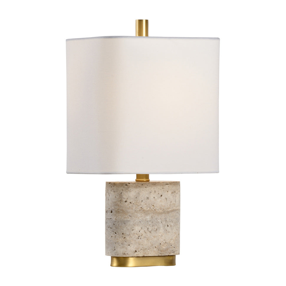 Chelsea House Stone Petite Table Lamp