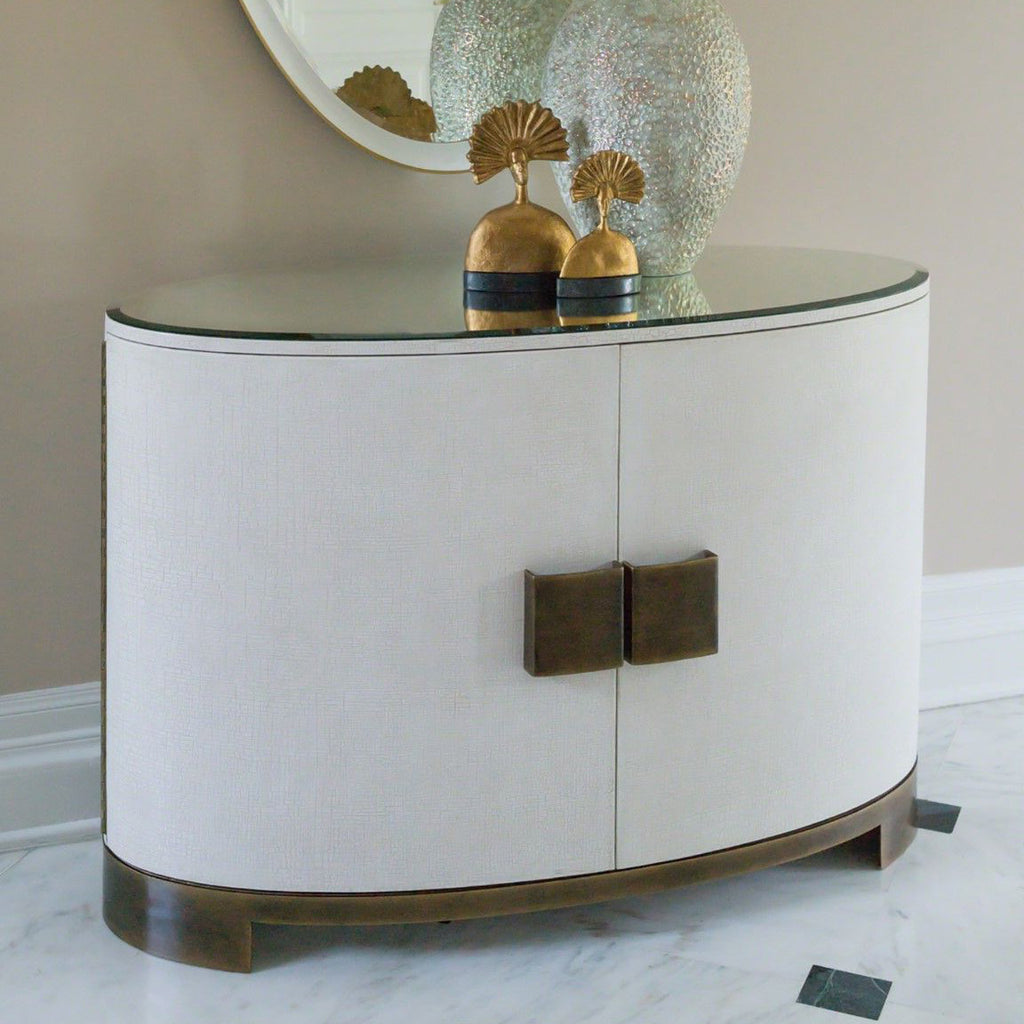 Studio A Ellipse Sideboard