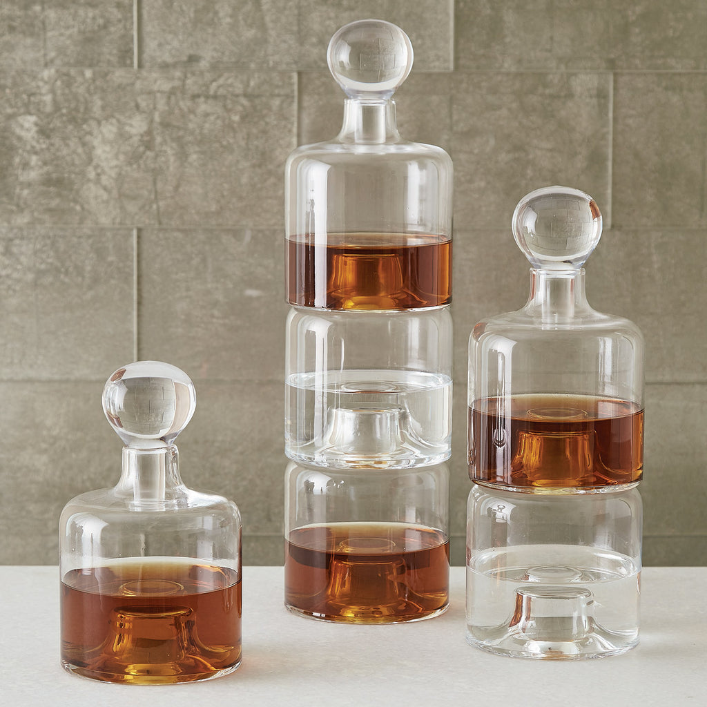 Studio A Triple Stacking Decanter