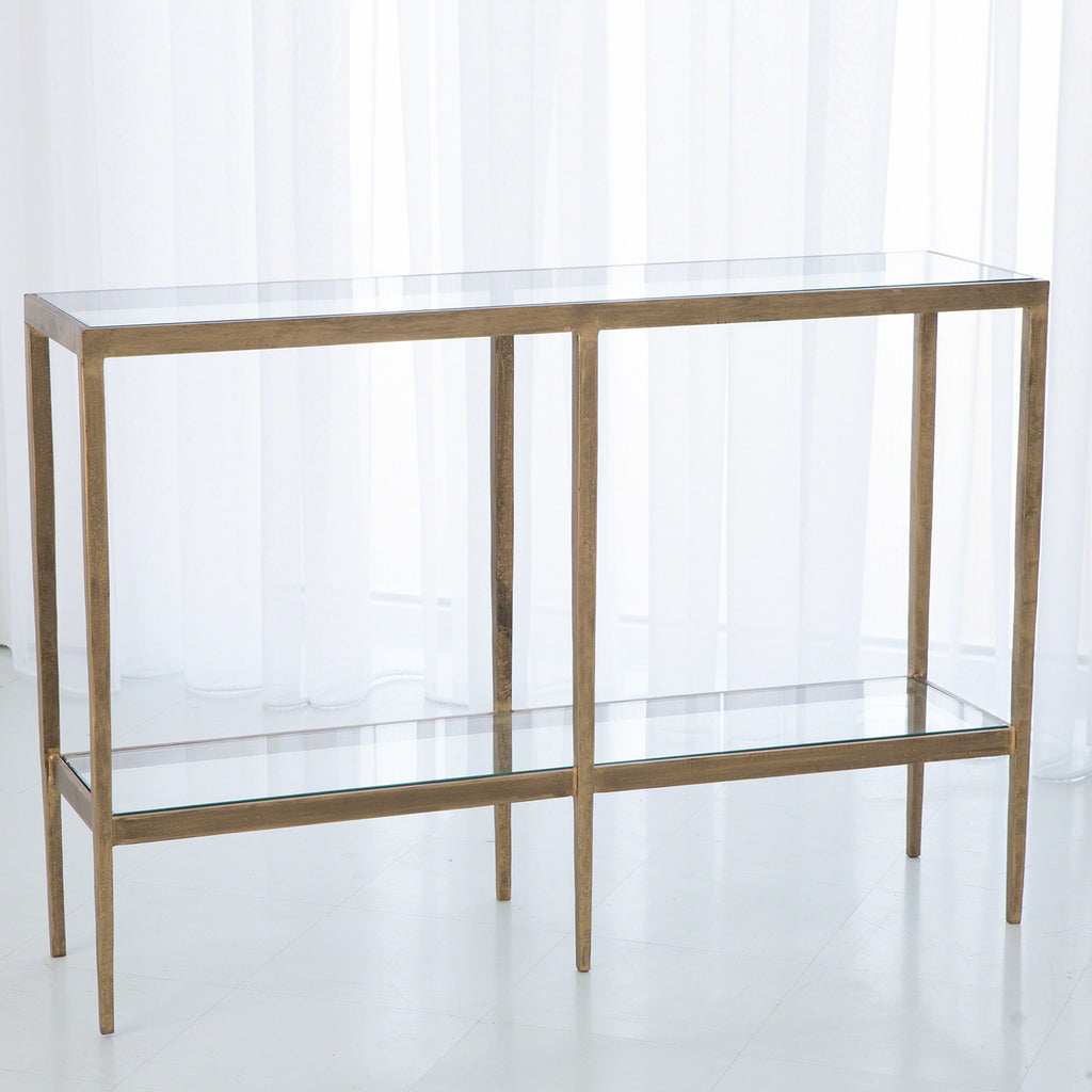 Studio A Laforge Console Table