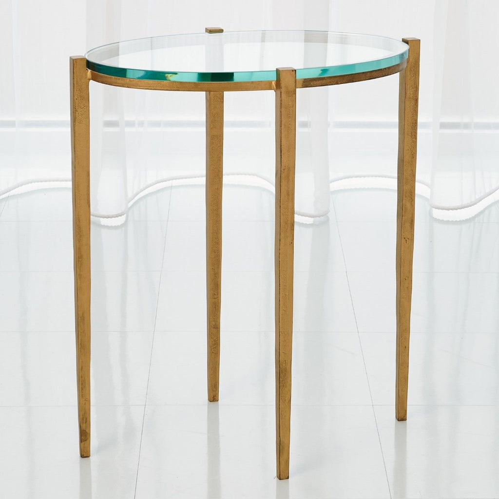 Studio A Petite Oval Accent Table