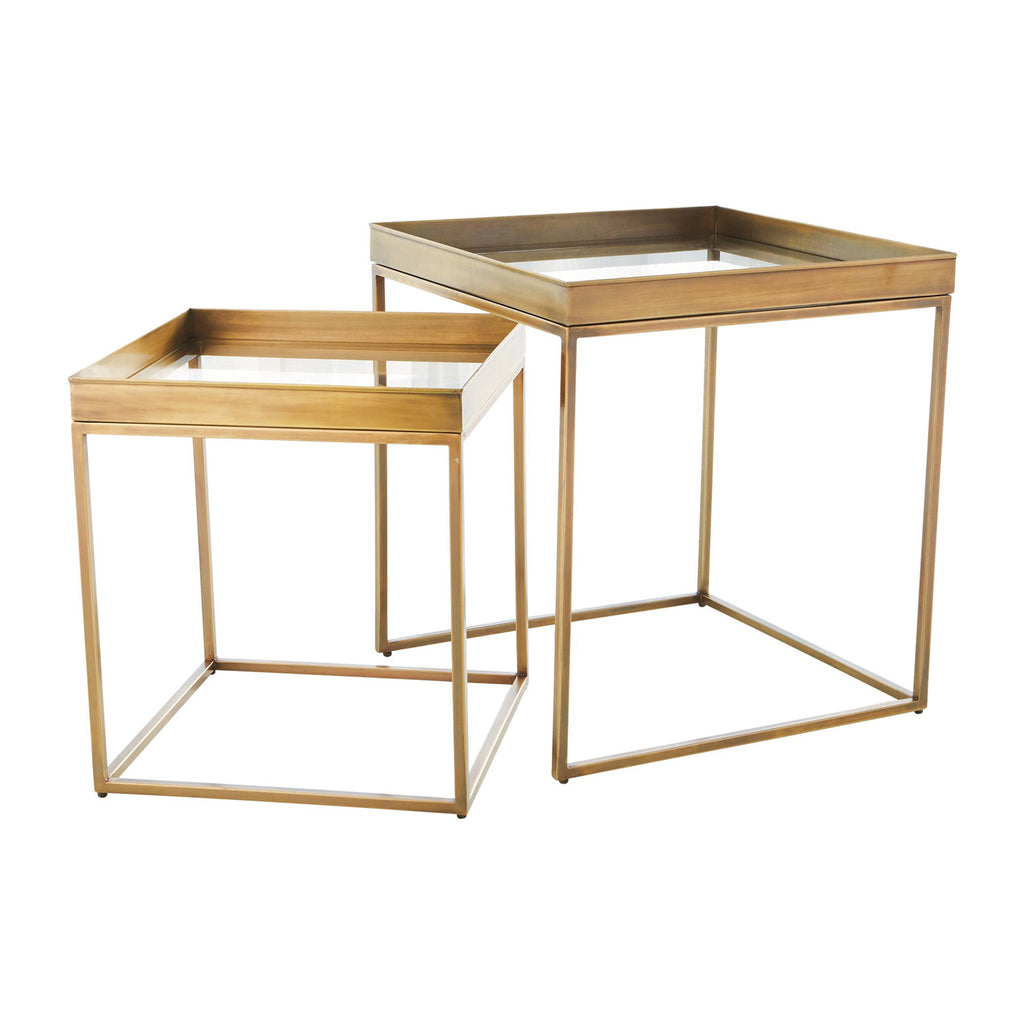 Studio A Perfect Nesting Table Set of 2