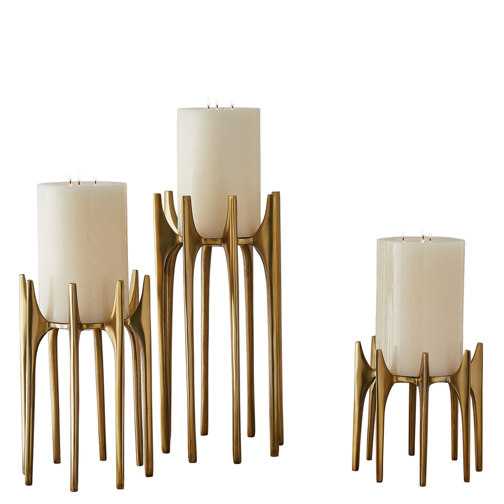 Studio A Aquilo Pillar Candle Holder