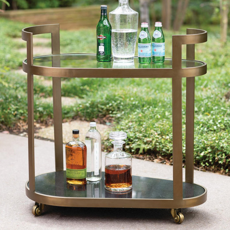 Studio A Regan Bar Cart