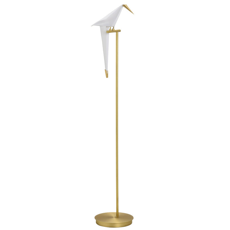 Chelsea House Origami Bird Floor Lamp