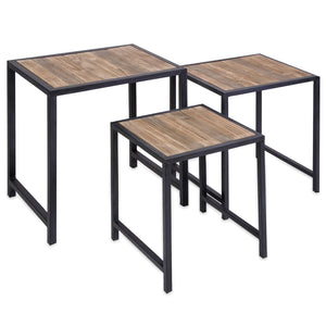 Harris Nesting Side Table Set of 3