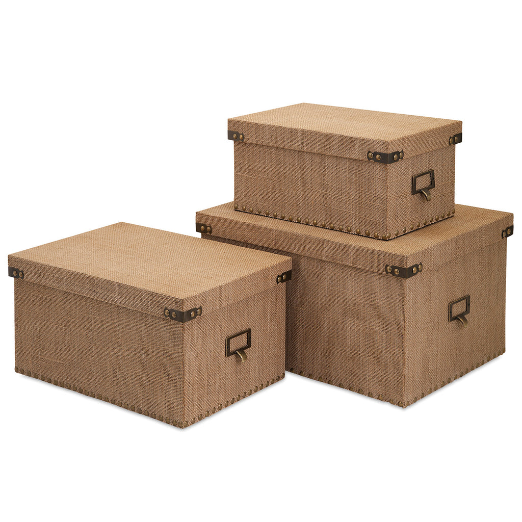 Eli Storage Box Set of 3