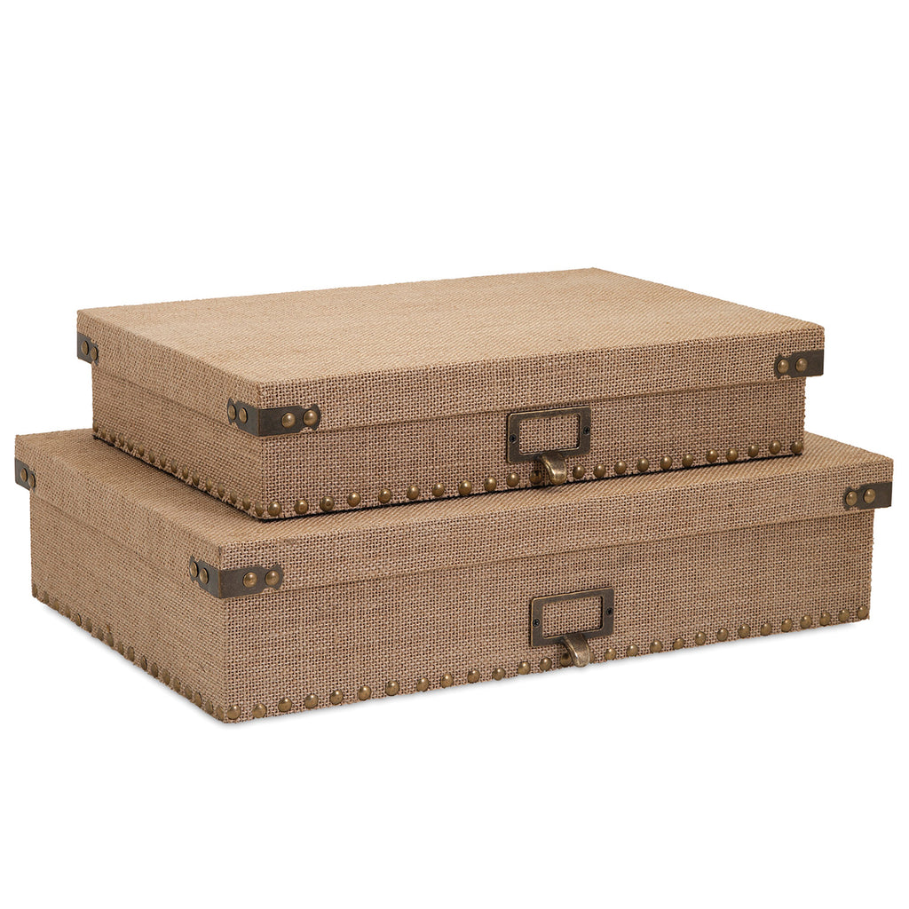 Eli Document Box Set of 2
