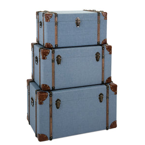 Angus Trunk Set of 3