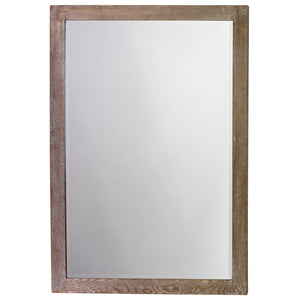 Jamie Young Austere Simple Rectangle Wall Mirror