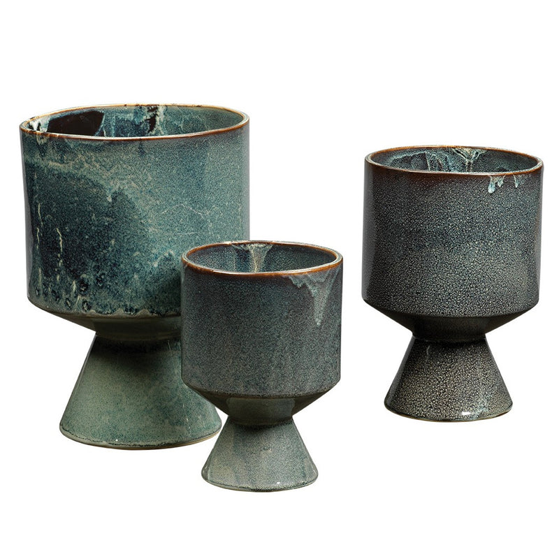 Jamie Young Berkeley Pot Set Of 3