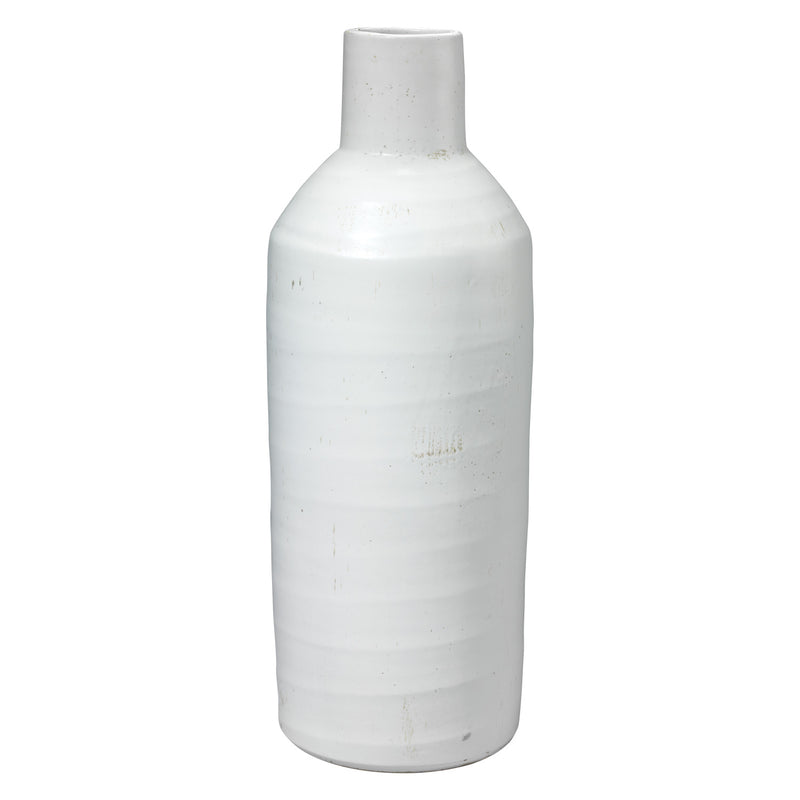 Jamie Young Dimple White Carafe