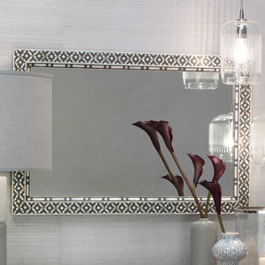 Jamie Young Evelyn Rectangle Wall Mirror