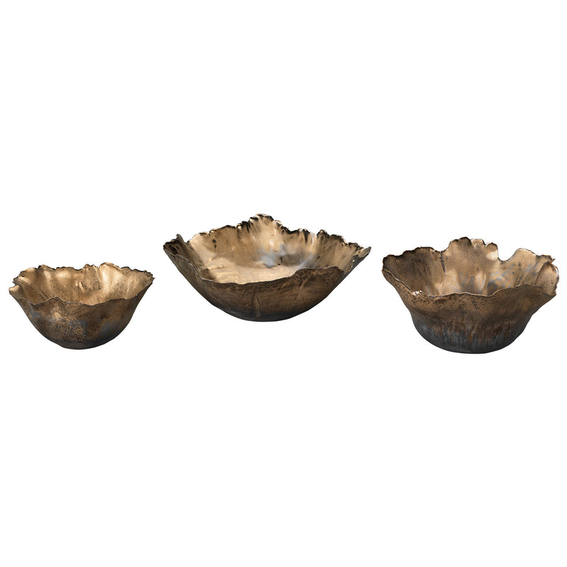 Jamie Young Fleur Bowl Set of 3