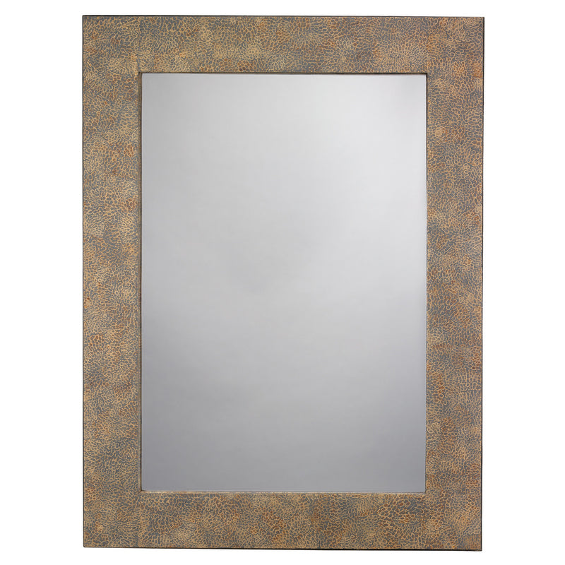Jamie Young Rectangle Eggshell Wall Mirror