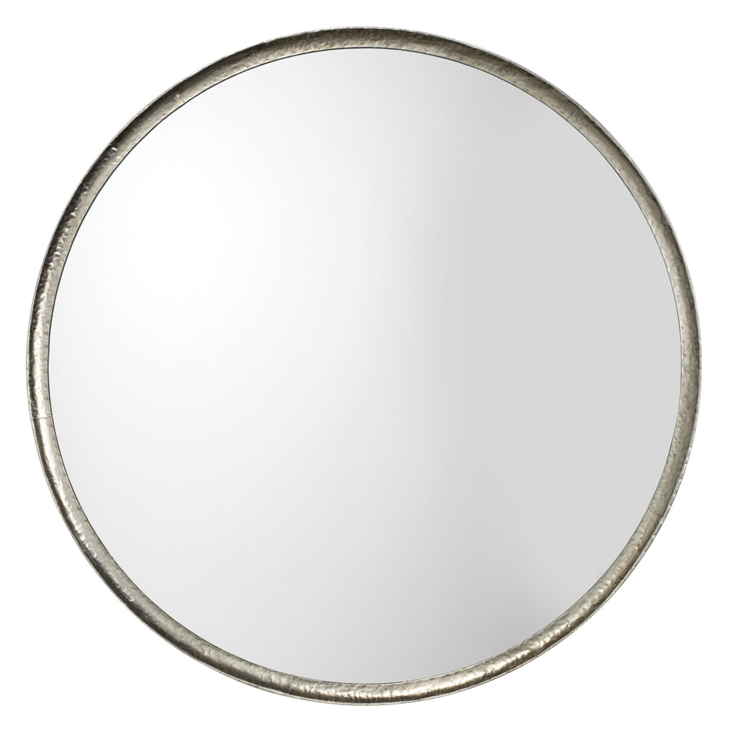 Jamie Young Refined Round Wall Mirror