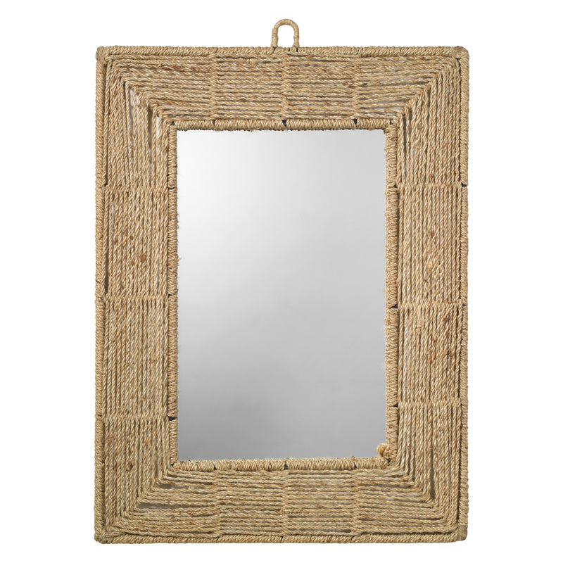 Jamie Young Jute Wall Mirror