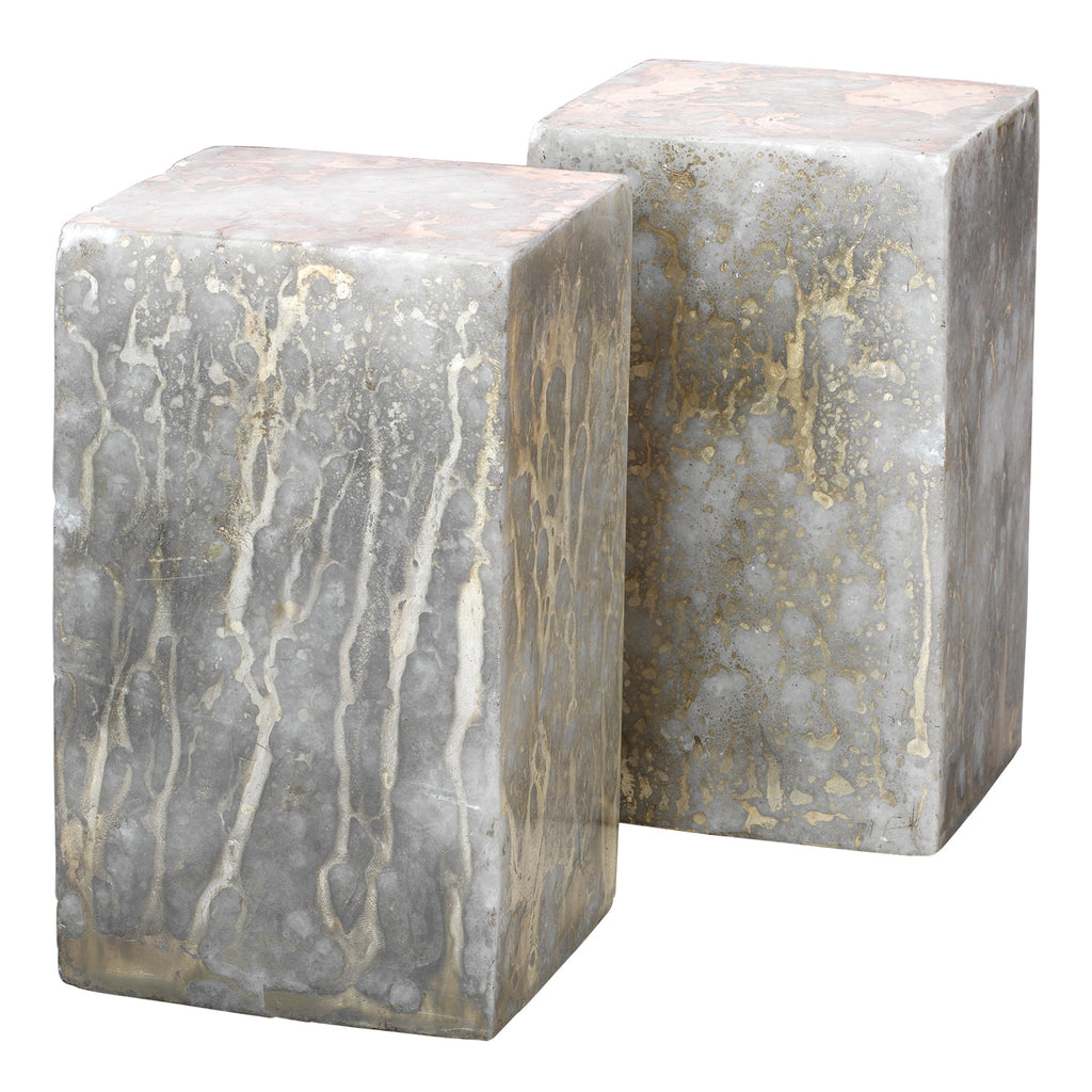 Jamie Young Rectangle Slab Bookend Set Of 2