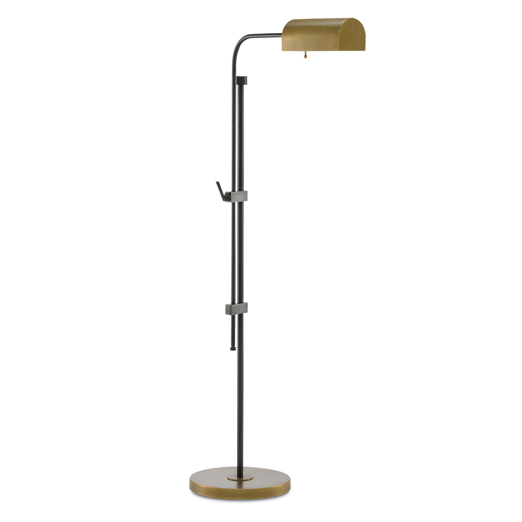 Currey & Co Hearst Floor Lamp