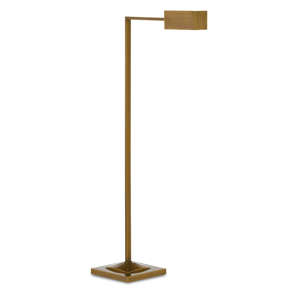 Currey & Co Ruxley Floor Lamp