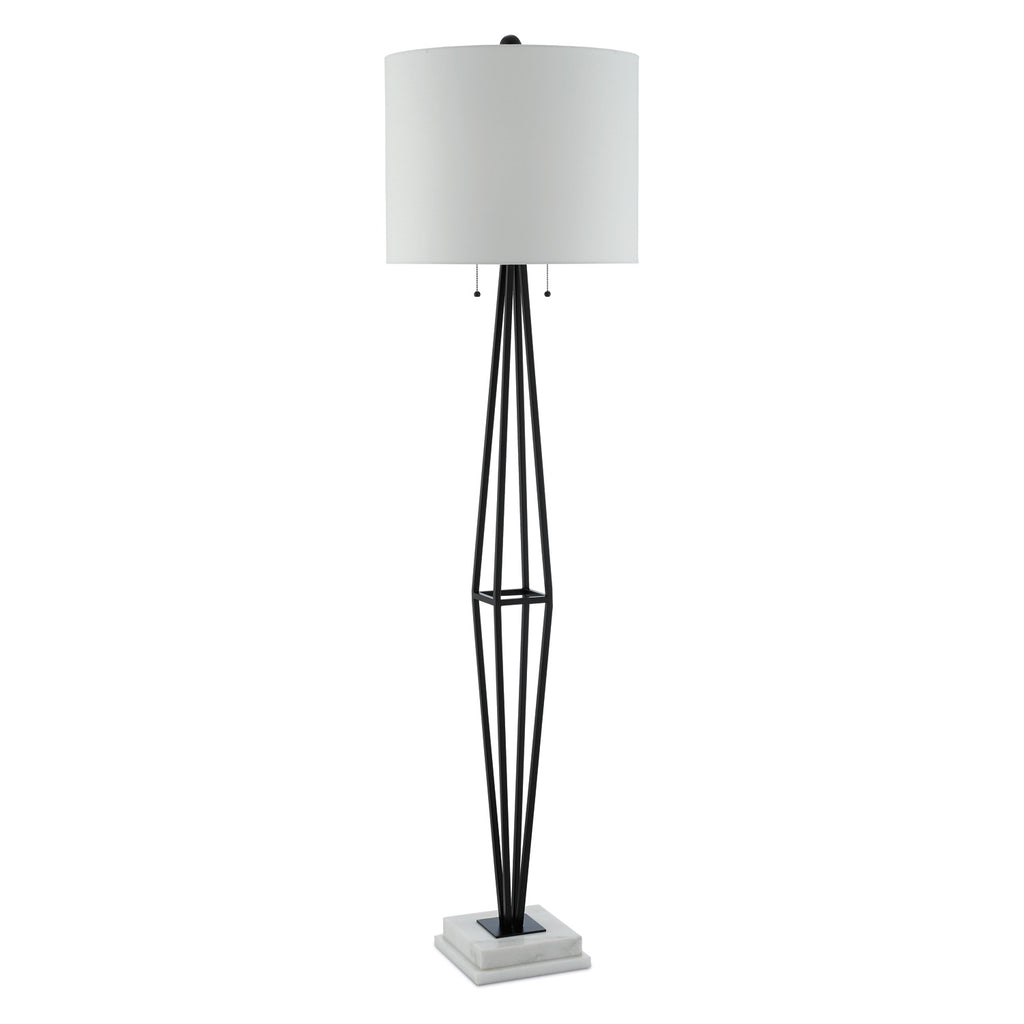 Currey & Co Colton Floor Lamp