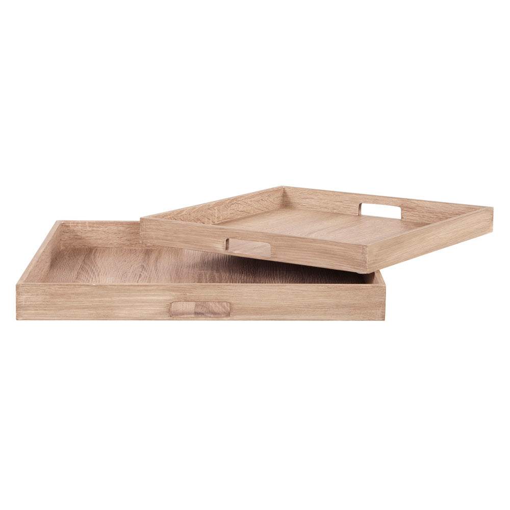 Garrison Tray Set of 2