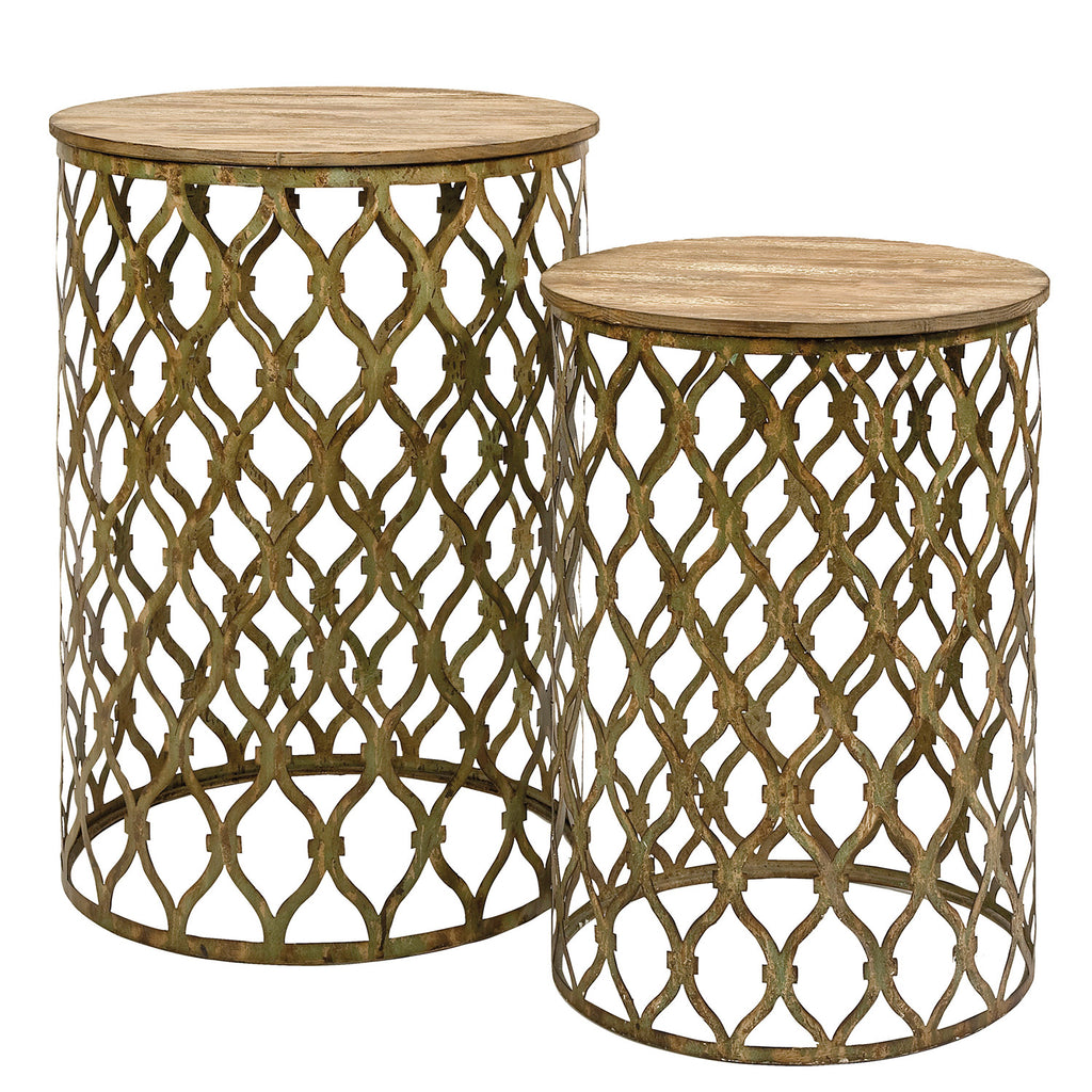 Rawls Side Table Set of 2