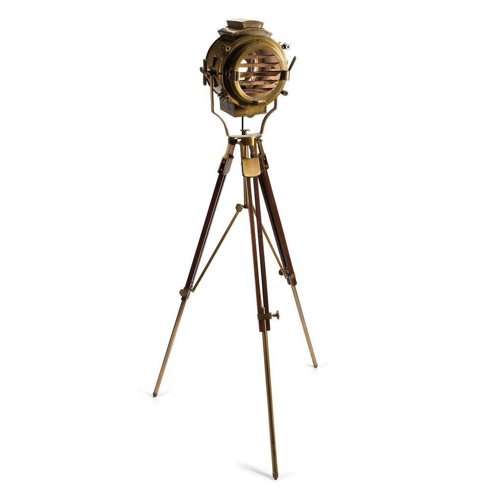 Sheldon Tripod Floor Lamp