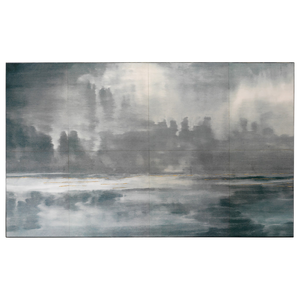 Jamie Young Cloudscape Wall Art