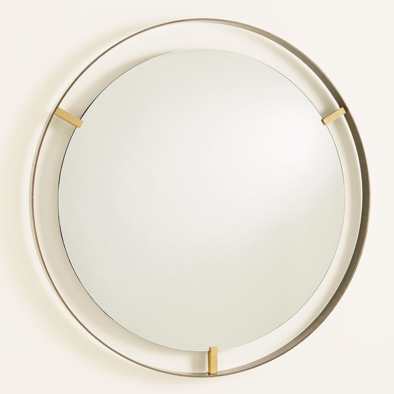 Global Views Floating Wall Mirror
