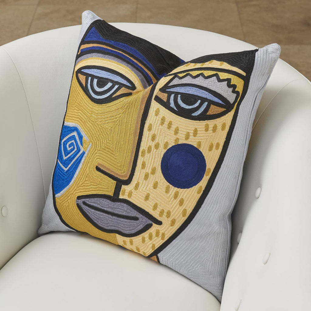Global Views Paulo Throw Pillow