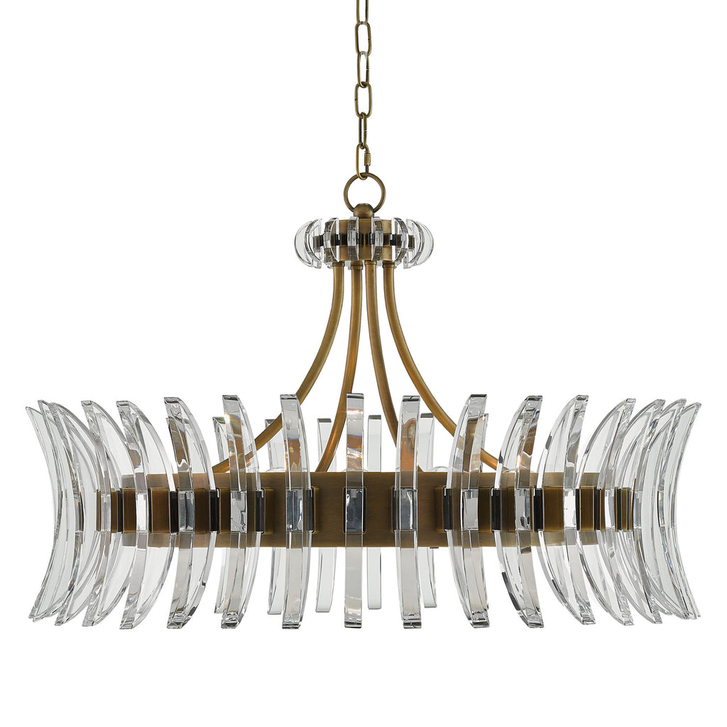 Currey & Co Coquette Chandelier