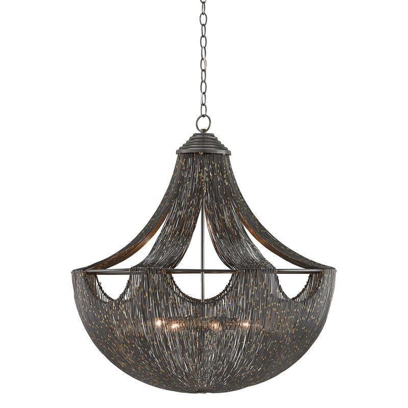 Currey & Co Eduardo Chandelier