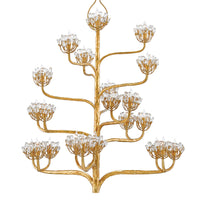 Currey & Co Agave Americana Chandelier